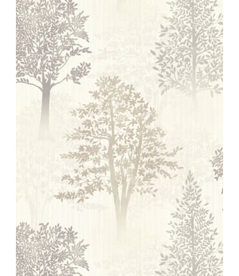 Diamond Tree Wallpaper Natural Arthouse 259002