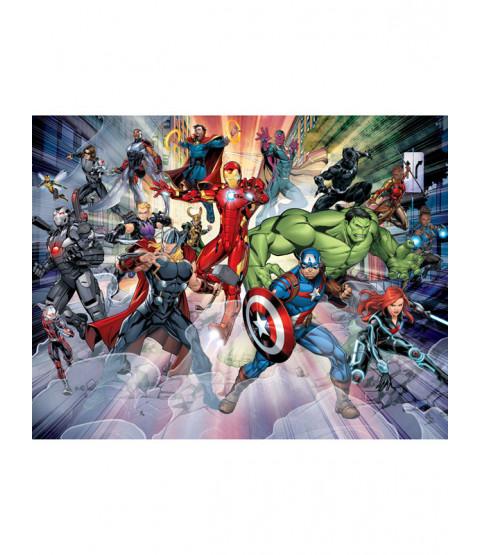 Walltastic Marvel Avengers Wall Mural 2.44m x 3.05m