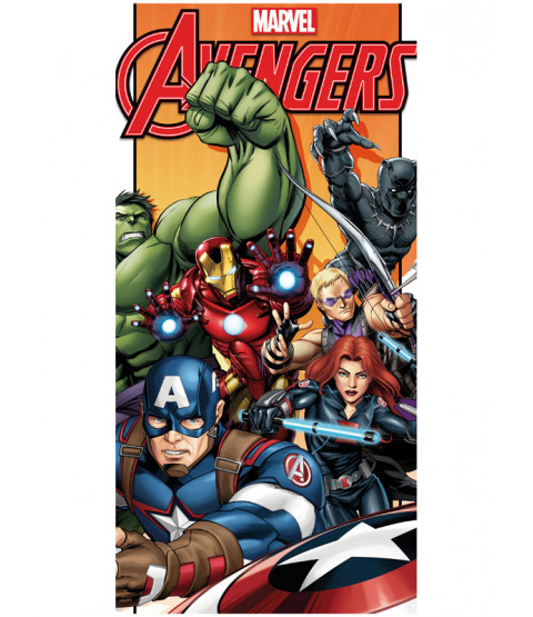 Marvel Avengers Battle Towel