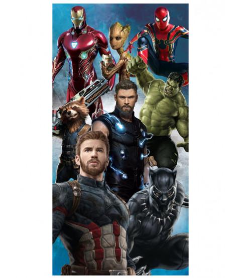 Marvel Avengers Asciugamano Infinity
