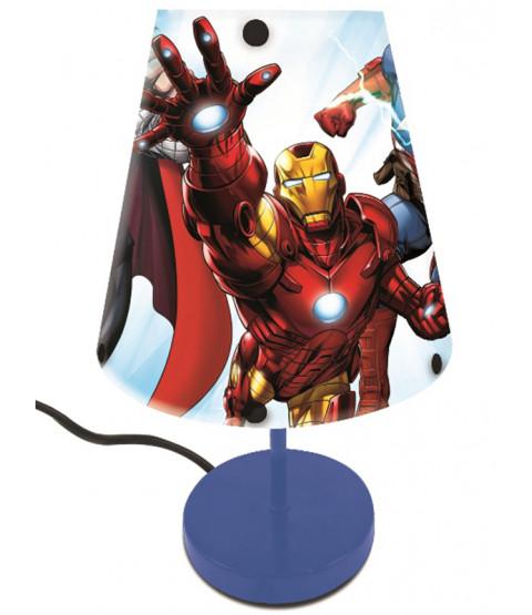 Marvel Avengers Bedside Table Lamp