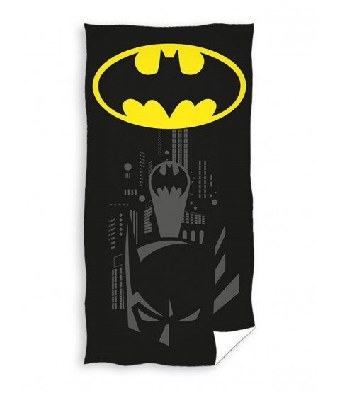 Batman Skyline Towel