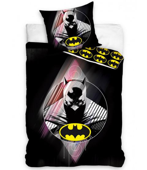 Batman Single Cotton Duvet Cover and Pillowcase Set