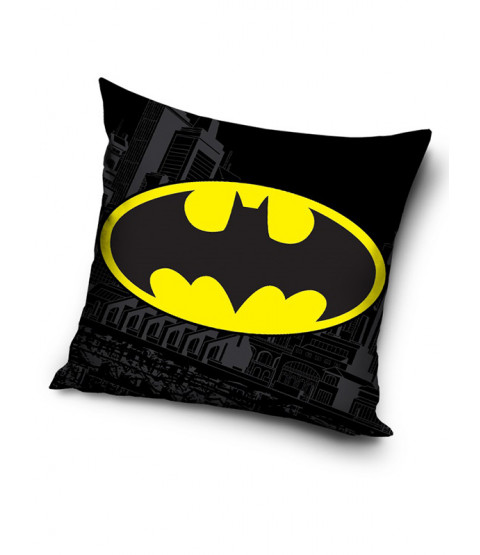 Batman Logo Filled Cushion
