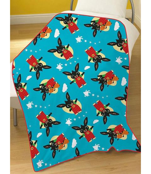 Bing Bunny Fleece Blanket