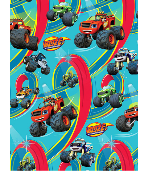Sfondo di Blaze and the Monster Machines