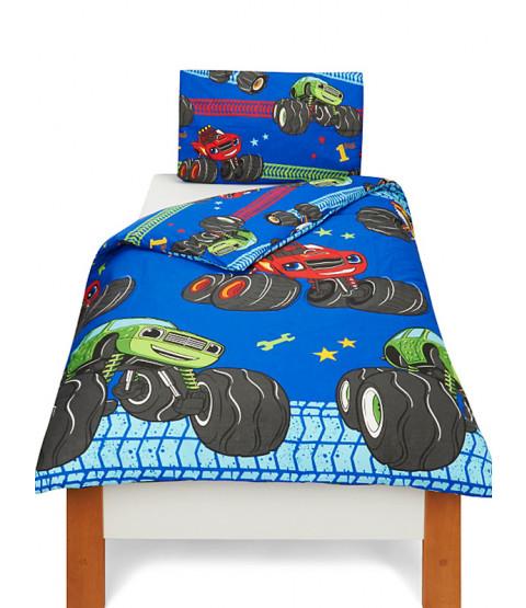 Blaze Vroom Single Duvet Cover Bedding Set