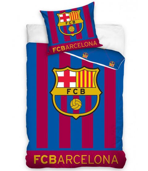 FC Barcelona Camp Nou Single Cotton Duvet Cover Set