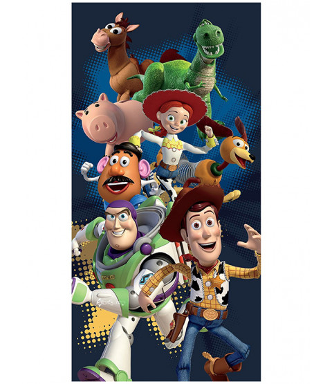 Toy Story Beach Towel