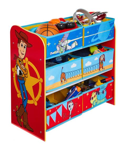 Toy Story 6 Bin Storage Unit