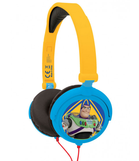 Toy Story Stereo Headphones