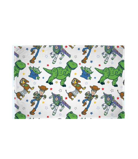 Toy Story Roar Fleece Blanket