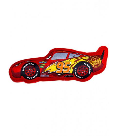 Disney Cars Lightning McQueen Shaped Cushion