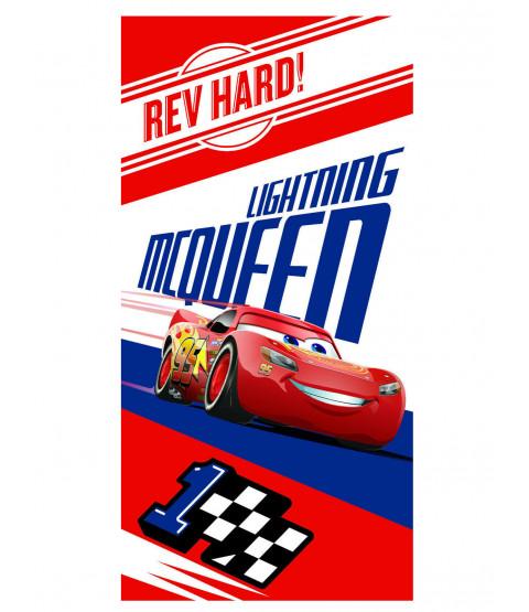 Disney Cars Lightning McQueen Rev Towel