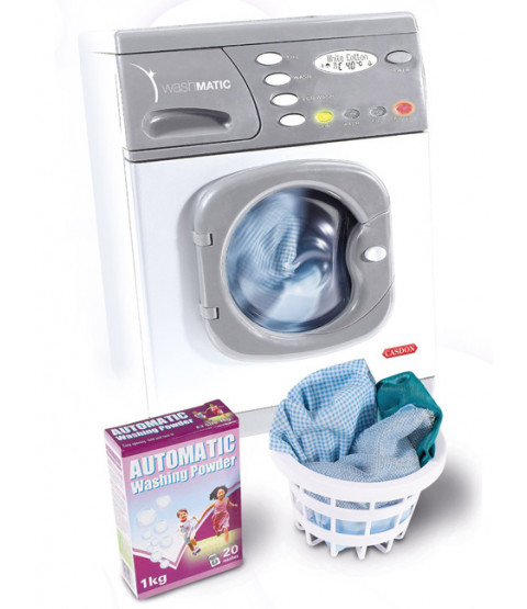 Toys/Gifts Washmatic Electronic Washer - Washing Machine