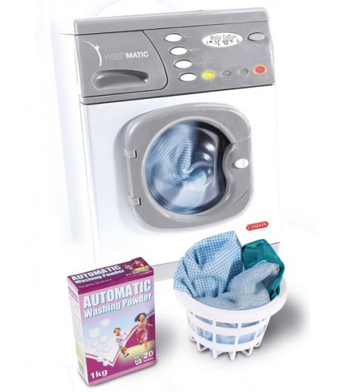 Jouets / Cadeaux Laveuse électronique Washmatic - Machine à laver