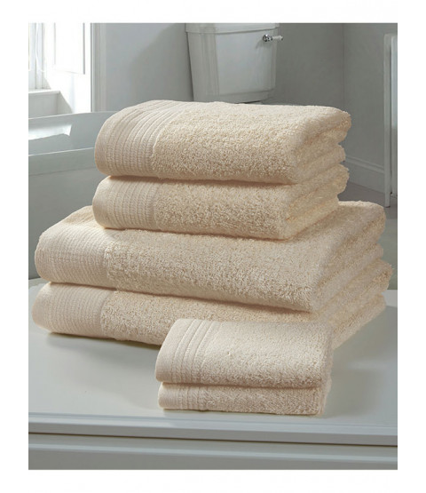 Chatsworth Towel Bale Biscuit - 2 Bath Sheets