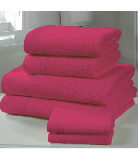 Asciugamano in balle 4 pezzi Chatsworth - 2 asciugamani, 2 asciugamani da bagno