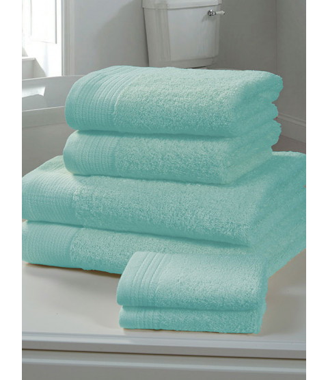 Chatsworth Towel Bale Turquoise - 2 Bath Sheets