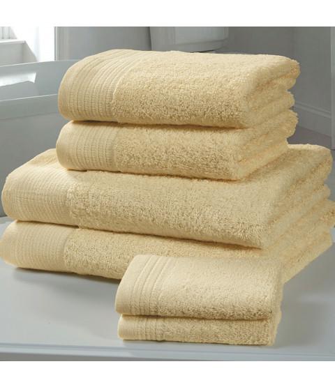 Chatsworth Towel Bale Yellow - 2 teli da bagno