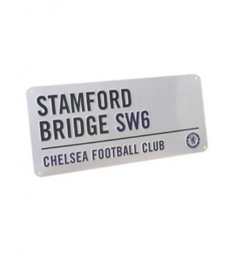 Chelsea FC Letrero de la calle 'Stamford Bridge'