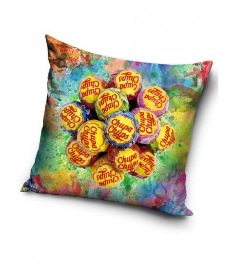 Chupa Chups Square Filled Cushion