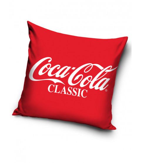 Coussin Carré Coca-Cola
