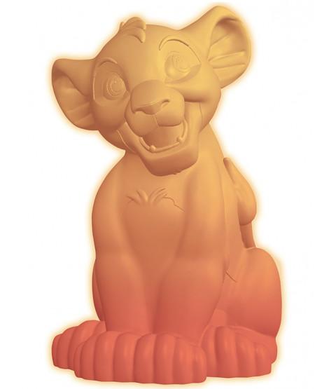 Disney Lion King Simba Colour Night Light