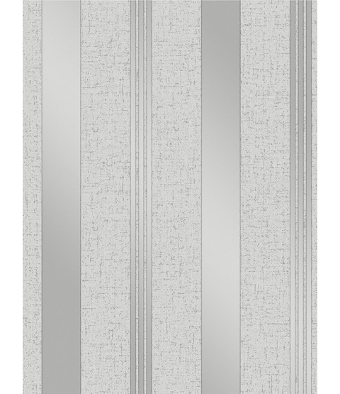 Quartz Stripe Wallpaper Silver Fine Decor FD41967
