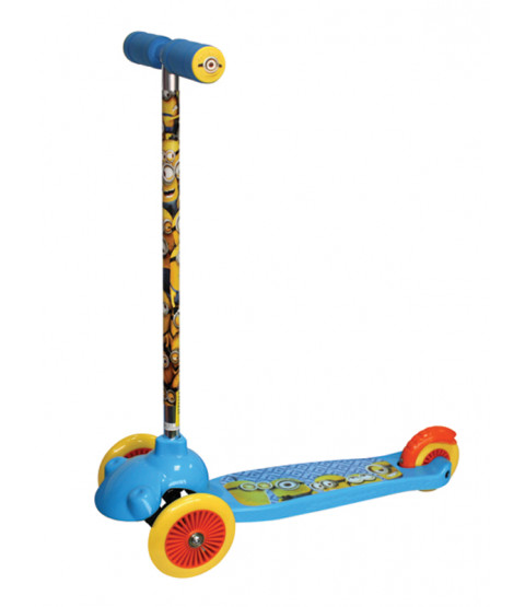 Despicable Me Trail Twist Scooter