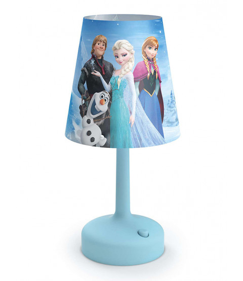 Disney Frozen Portable Table Lamp Bedroom