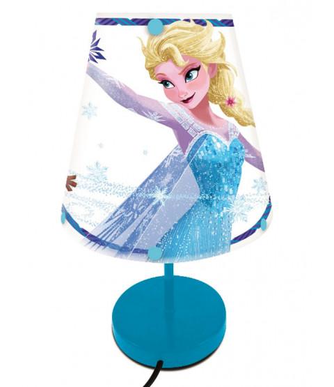 Disney Frozen Bedside Table Lamp