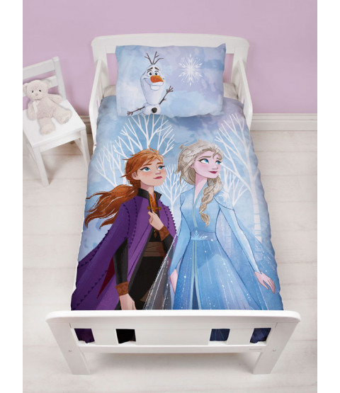 Disney Frozen 2 Element Junior Duvet Cover Set