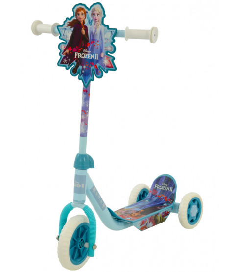 Disney Frozen 2 Tri scooter Deluxe
