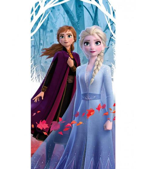 Disney Frozen Telo mare 2 foglie
