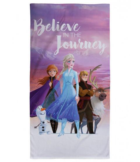 Disney Frozen 2 telo mare Scape