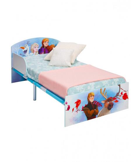 Disney Frozen 2 Toddler Bed Plus Fully Sprung Mattress