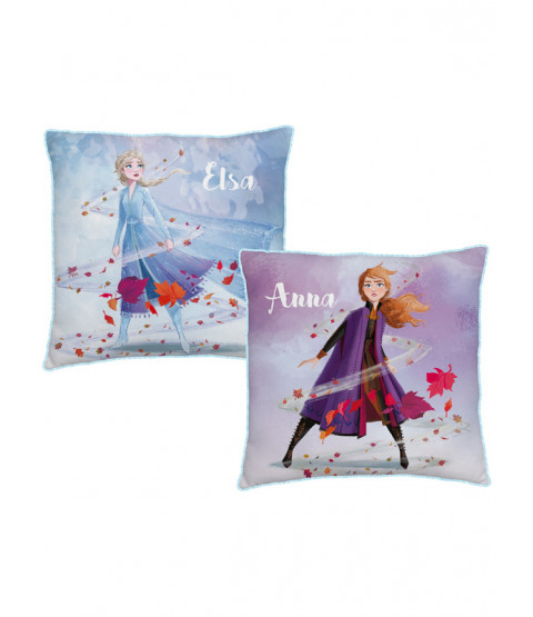 Disney Frozen 2 Journey Square Cushion