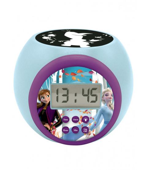 Disney Frozen 2 Projector Alarm Clock