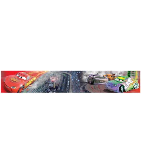 Disney Cars Race Track Self Adhesive Wallpaper Border 5m