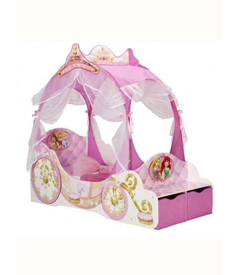 Disney Princess Cinderella Toddler Bed