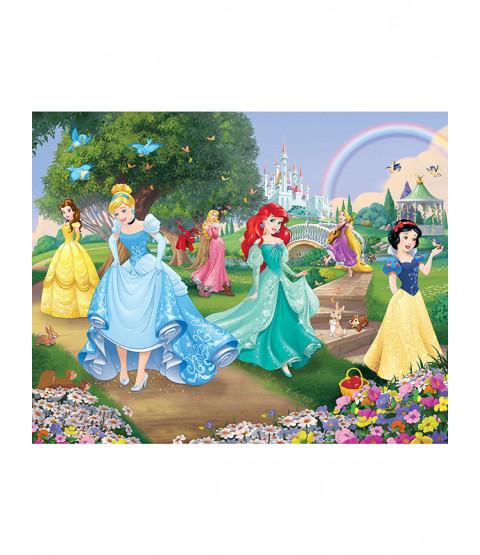 Walltastic Disney Princess Wall Mural 2.44m x 3.05m