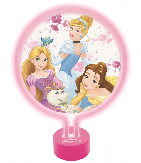 Disney Princess Neon Light