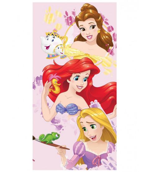 Disney Princess Trio Beach Towel