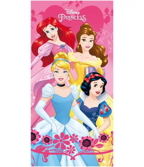 Disney Princess Asciugamano da spiaggia cuore