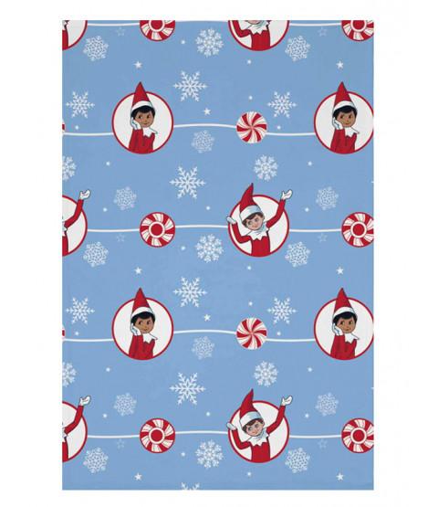 Elf On The Shelf Fleece Blanket