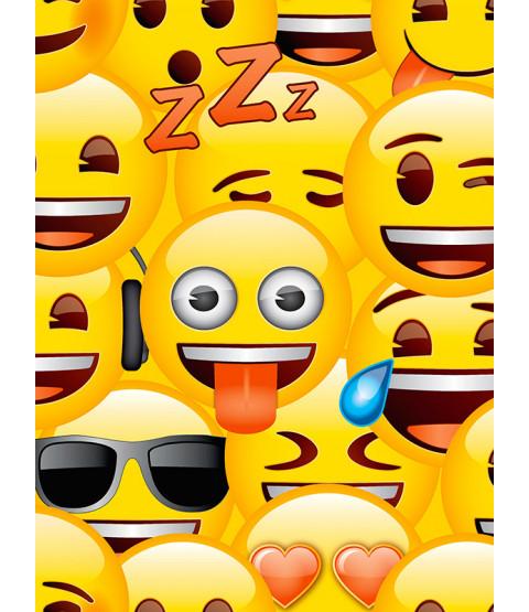 Emoji Wallpaper - WP4-EMO-OJI-20
