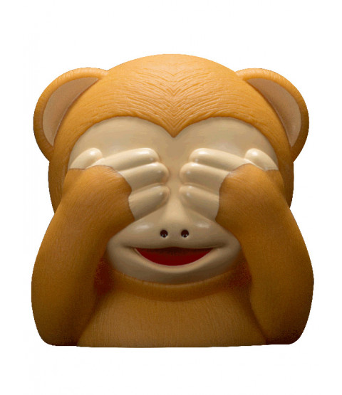 Emoji Mr Chimp illumi-mate Colour Changing Light