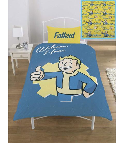 Fallout Vault Boy Single Bedding Set
