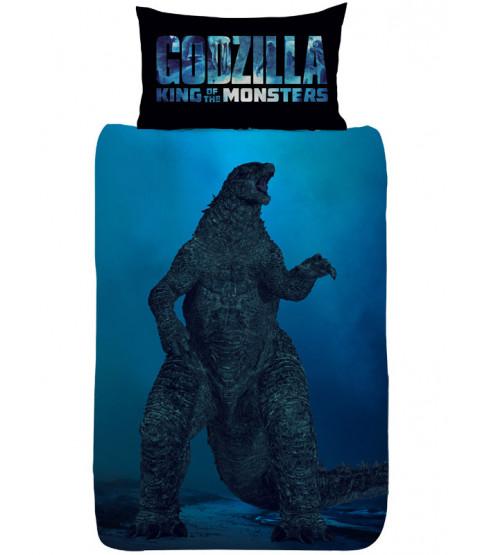 Godzilla Vs Ghidorah copripiumino singolo ufficiale